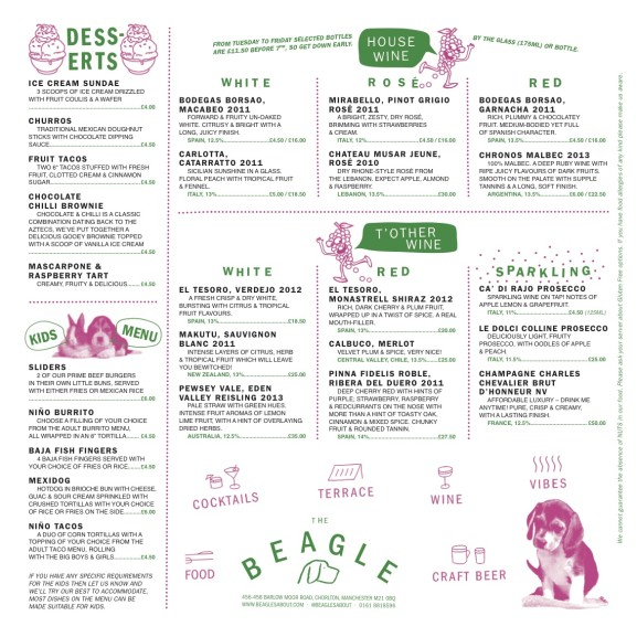 Beagle Food Menu_2