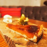 Salted Caramel and Sweet Fig Tart
