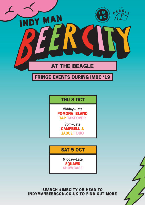 indy man beer con city fringe the beagle chorlton